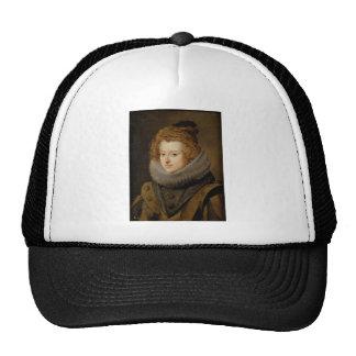 Infanta Maria of Austria by Diego Velázquez Trucker Hats