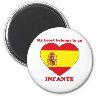 Infante Refrigerator Magnets