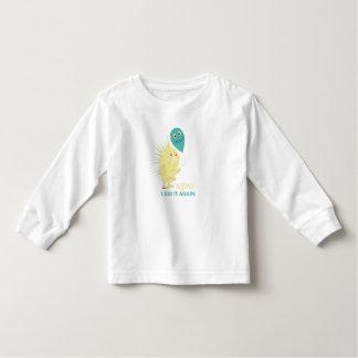 Infantile t-shirt Upsss I did it again