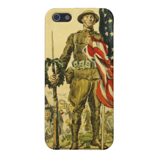Infantry iPhone case iPhone 5/5S Case