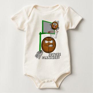 Infants Future Slammer Basketball Creeper
