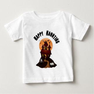 Infant's Happy Haunting Halloween Tshirt