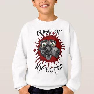 infected sweatshirt