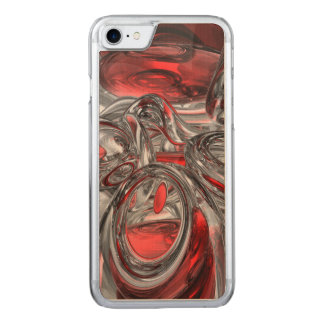 Infection Abstract Carved iPhone 7 Case