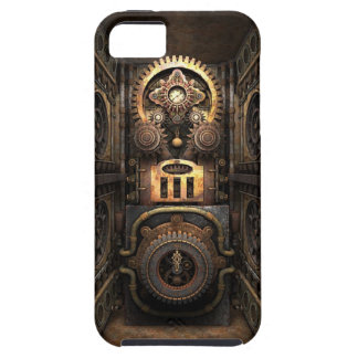 Infernal Steampunk Contraption Vibe iPhone 5 Covers