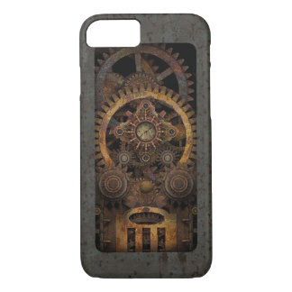 Infernal Steampunk Machine #2B iPhone 8/7 Case