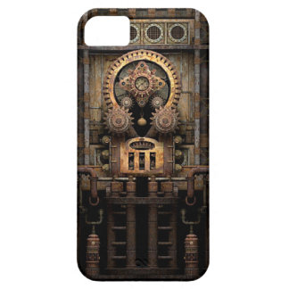 Infernal Steampunk Machine Barely There iPhone 5 Case