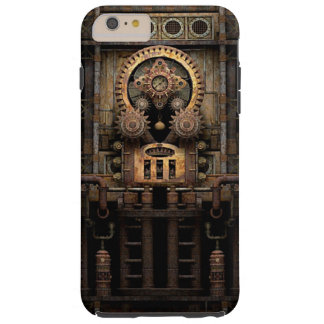 Infernal Steampunk Machine Tough iPhone 6 Plus Case