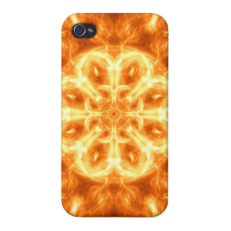 Inferno Mandala Cases For iPhone 4