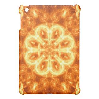 Inferno Mandala iPad Mini Cover
