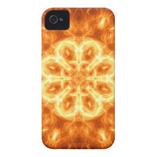 Inferno Mandala iPhone 4 Covers