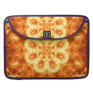 Inferno Mandala Sleeve For MacBook Pro