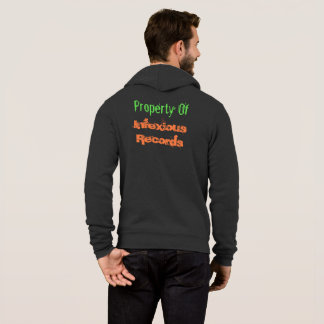 Infexious Records Hoodie
