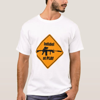 Infidel at Play T-Shirt