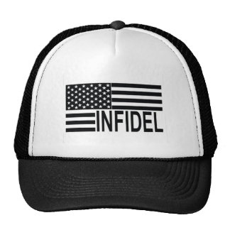 Infidel flag Hat