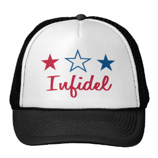Infidel Mesh Hats