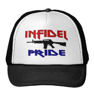 Infidel Pride Trucker Hats