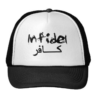 Infidel (Style 2) Mesh Hats