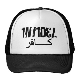 Infidel (Style 7) Mesh Hats
