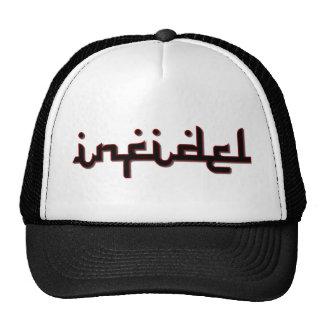 infidel trucker hats