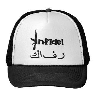 Infidel w AK-47 Hat
