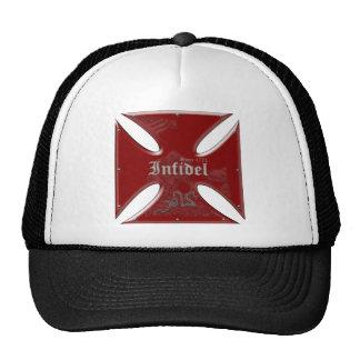 InfidelCross Trucker Hat