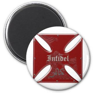 InfidelCross Magnet