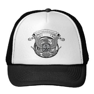 Infidels United Seal Cap