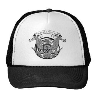 Infidels United Seal Trucker Hat
