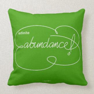 infinite ABUNDANCE - Bold CloudS - W Cushion