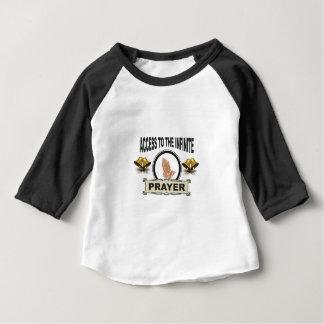 infinite access prayer baby T-Shirt