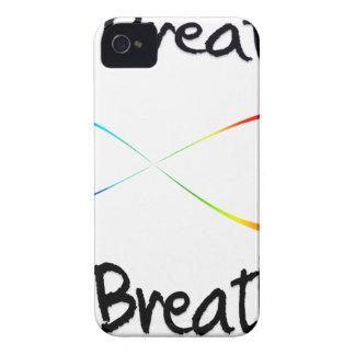infinite breath Case-Mate iPhone 4 cases