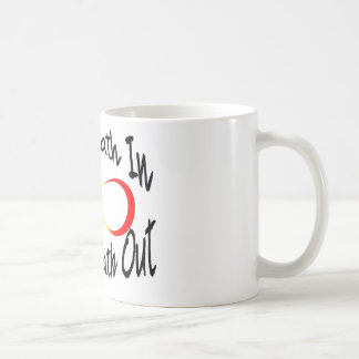 infinite breath coffee mug