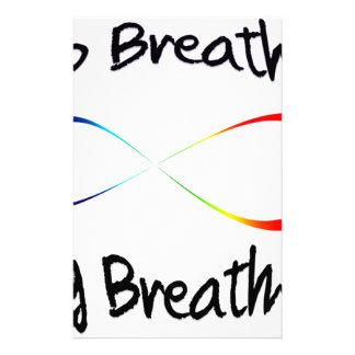infinite breath stationery