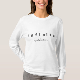 Infinite by Definition Tee