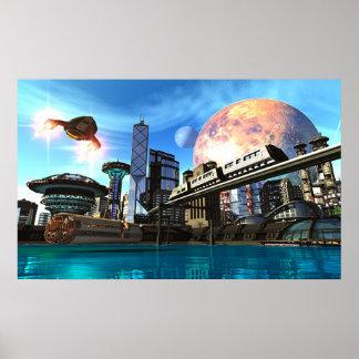 Infinite City Poster