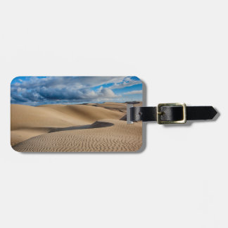 Infinite Dunes Luggage Tag