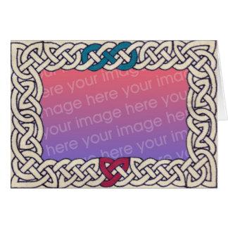 Infinite Love Frame card