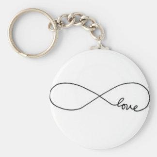 Infinite Love Key Ring