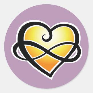 Infinite Love Sticker