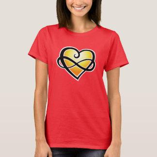 Infinite Love yellow T-Shirt