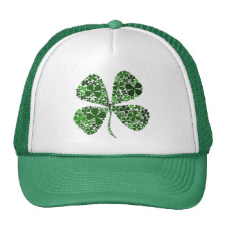 Infinite Luck 4-leaf Clover Cap