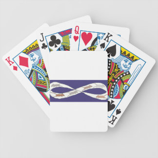 Infinite Rat Race Bicycle Playing Cards