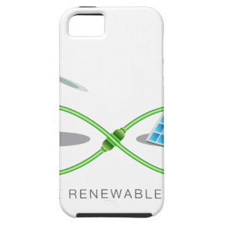 Infinite Renewable Energy Tough iPhone 5 Case