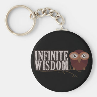 Infinite Wisdom Key Ring