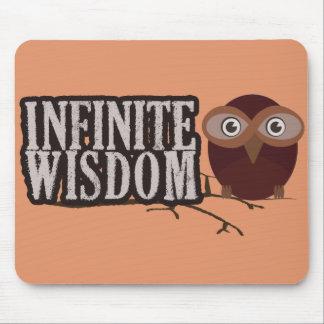 Infinite Wisdom Mouse Pad