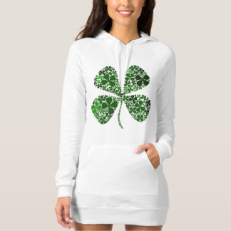Infinitely Lucky 4-leaf Clover Tshirts