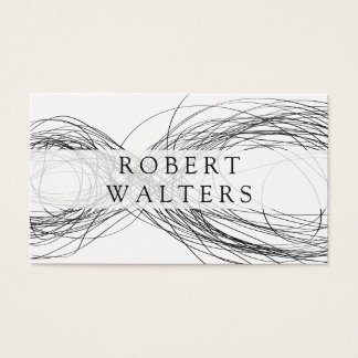 Infiniti / Expressive Line Work Business Card