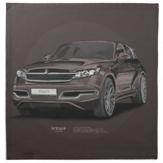 Infiniti FX 45 Artrace body-kit Napkin