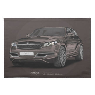 Infiniti FX 45 Artrace body-kit Placemat